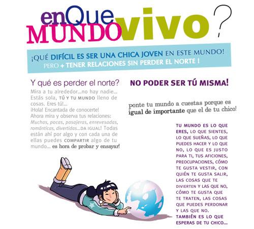 """Guia """"Asi soy yo"""" para chica en castellano en sortzen consultoria y asesoria de igualdad de genero en bilbao"""