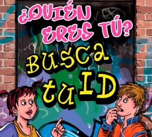 """Comic """"Quien eres tu busca tu ID"""" en castellano con sortzen consultoria de igualdad de genero"""