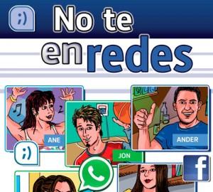 """Comic """"no te enredes"""" en castellano con sortzen consultoria de igualdad de genero"""